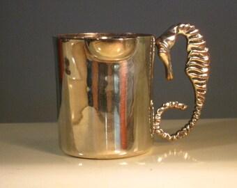LOS CASTILLO silver cup taxco, mexico