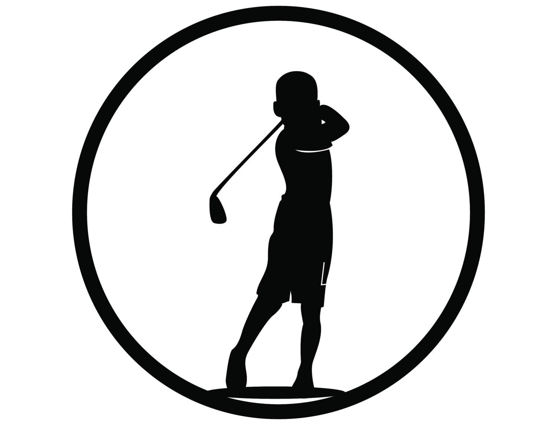 Metal Golf Wall Decor : Golf wall art boy room decor gift for him