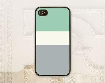 Pantone color block cell phone case iPhone 4 4S 5 5s 5C 6 6+ Plus Samsung Galaxy s3 s4 s5 s6 Hemlock mint Paloma gray Colorblock phone D5098