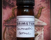 Southern Gothic perfume oil - weeping cypress, pine, oakmoss, oakwood, magnolia, white peach