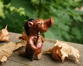 Horse Warrior mini sculpt...