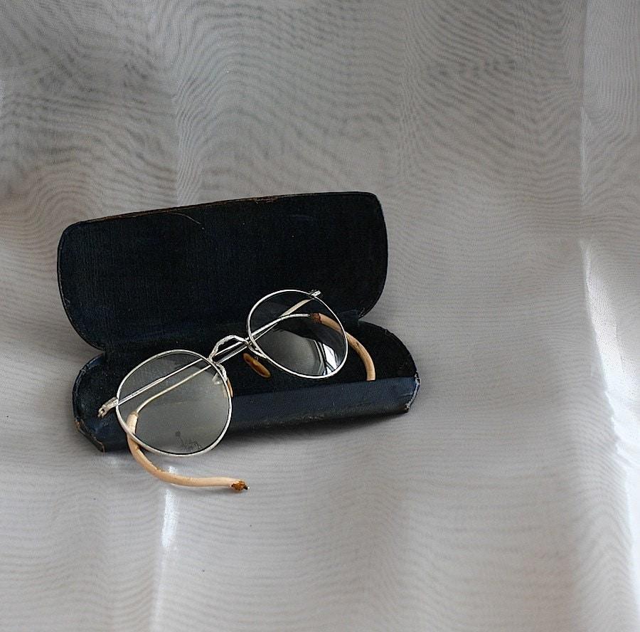 Vintage Eyeglasses American Optical AO HiBo 12K Gold