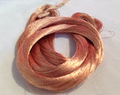 Small 24k Gold Skeins With Copper Tones Early (1920)