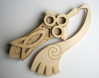 Wood Honedge