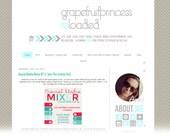Custom Made Blog Design // I will make your wish come true