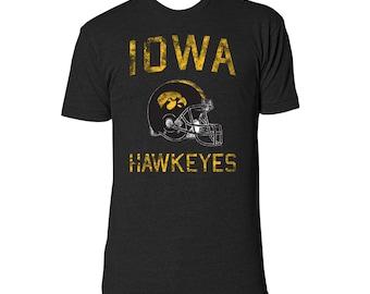 Iowa Football Tri-Black