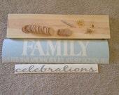 Family Birthday Board Kit