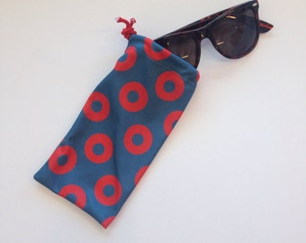 Fishman Sunglasses Case / Phish / You Enjoy My Shirt