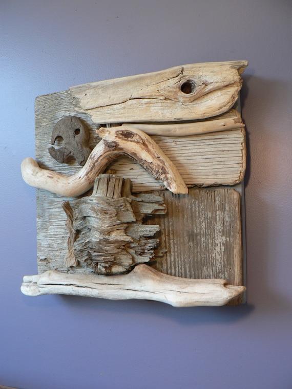 Driftwood wall art driftwood art rustic home decor home for Driftwood wall decor