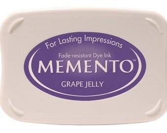 Memento  Grape Jelly Ink Pad