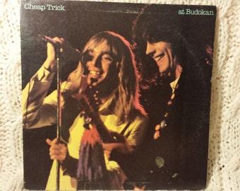"Cheap Trick - ""At Budokan"" vinyl record"