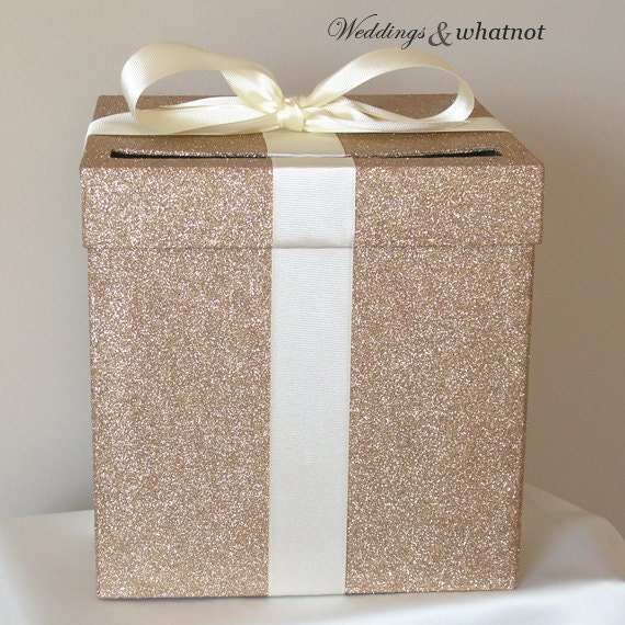 Do It Yourself Wedding Gift Card Box : Save it to your favorites to revisit it later.