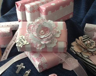 Bridal/Baby Favor - Covered Soaps  -  Collection #1