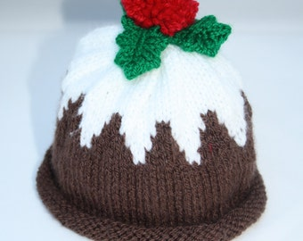 Free Knitting Pattern Christmas Pudding : Popular items for kids browse sections on Etsy