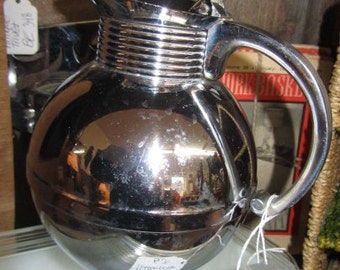 Vintage Manning Bowman Coffee Pot