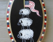 PATRIOTIC SHEEP