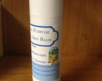 All Purpose ESSENTIAL OIL Skin Balm