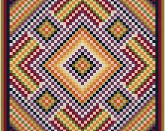 Love of Quilting Cross Stitch