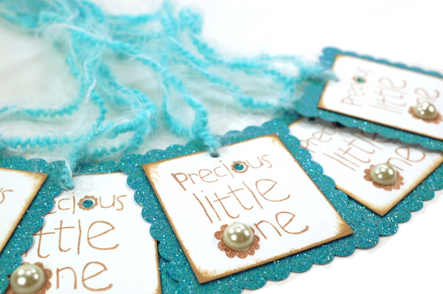 Baby Boy Gift Tags : Items similar to baby boy gift tags shower favor