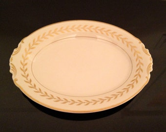 Vintage Syracuse China Old Ivory Serving Platter