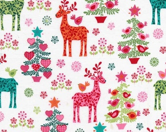 Nordic Holiday fabric by Michael Miller - 1/2 yard