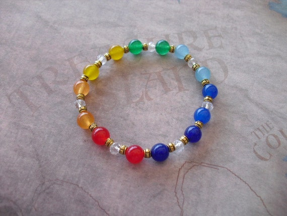 chakra bracelet by shynnasplace on etsy