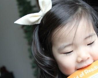 Bunny ears headband - Baby and girls headband - Easter headband - Cute headband
