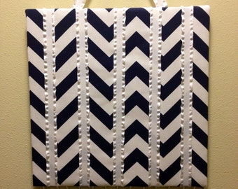 CUSTOM, Large Square Headband & Hairbow Organizer Board- Design it yourself