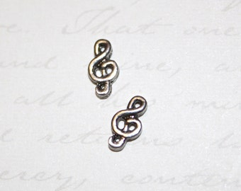 Music Note Floating Locket Charm for Floating Charms Locket Magnetic Glass Living Memory Lockets & Necklaces