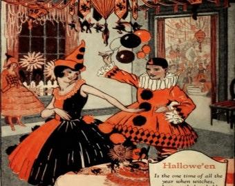Dennison's Bogie Book Halloween PDF