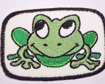 Iron-On Patch - FROG