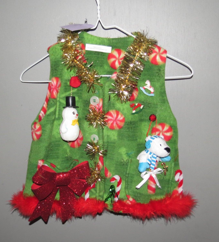 Custom Made Ugly Christmas Sweaters