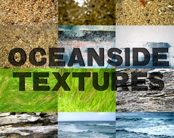 Oceanside Texture Pack High Resolution Photos