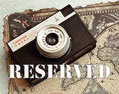 RESERVED for L., Vintage Photo Camera, Soviet Smena 8M Photo Camera, Photography Camera, Travel Summer Vacation World