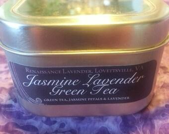 Jasmine Lavender Green Tea