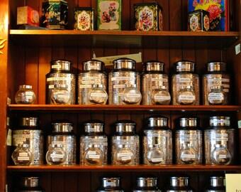Tea Shop print