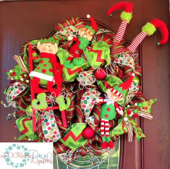 Christmas Elf Plush