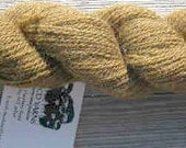 100% Qiviut, Curry Fingering weight, 220yds/oz, 1 ounce skein