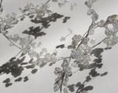 Acrylic Crystal Garland   Simply Beautiful !