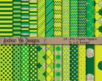 Lucky Leo's Saint Patrick's Day Paper Pack