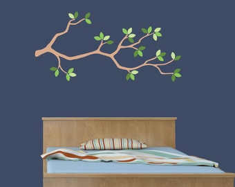 Branch Fabric Wall Decals - Tree Branch