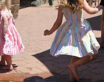 Rosie Posie Rainbow Twirl