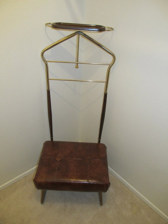 Delightful Mid Century Butler Chair Valet Chair Mid Century Furniture