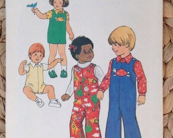 Simplicity #7322 Sewing Pattern