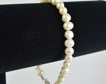 Bracelet de perles de culture