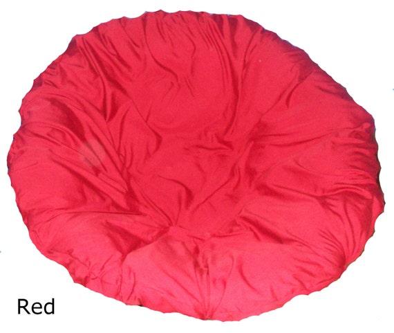 Papasan Chair Cushion Envelope Pillow Case WITHOUT TIES