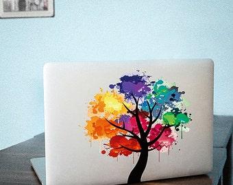 MacBook Air Pro Decal Sticker Ipad sticker Iphone sticker caihongshu 13147