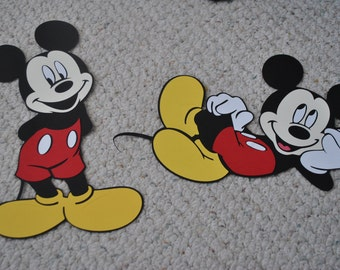Mickey Mouse Decorations for Birthday, Baby Shower, Nursery, etc
