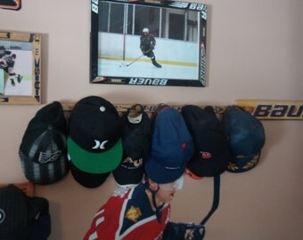 Goalie TWIG Hat or Coat Rack