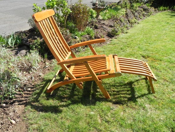 queen mary teak deck chair   on hold for sara in seattle for